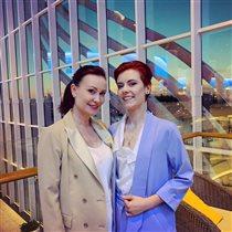 Нонна Гришаева с взрослой дочерью: 'Будь любима!'
