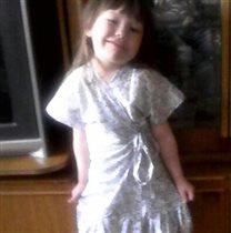 Варя, 4 года: я самая красивая девочка на свете!