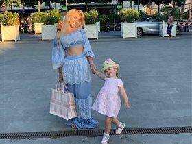 Пелагея: самое умилительное фото с 2-летней дочкой Таисией