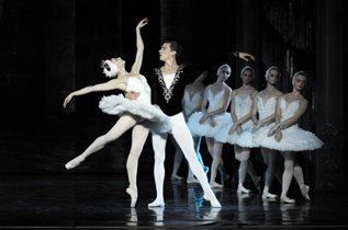 Открытие семейного проекта «Летние балетные сезоны» в РАМТе