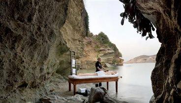 Критские горные травы и оливковое масло - спа-ритуалы в отеле Out of the Blue Capsis Elite Resort