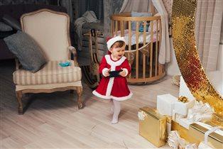 Мобильная помощница Деда Мороза