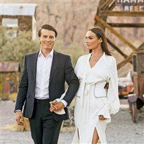 Алёна Водонаева с вторым мужем отметили развод в ресторане
