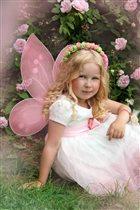 Сказочная фея цветов!