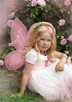 Сказочная фея цветов!!!