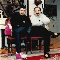 Денис Клявер поминает отца в 72-й день рождения Ильи Олейникова