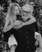 Вера Брежнева и Константин Меладзе: 'Как папа с дочкой'