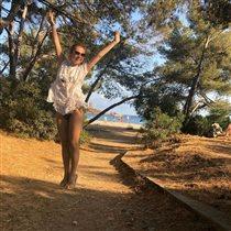 Елена Захарова в купальнике: 'Ура!! Отпуск!!'