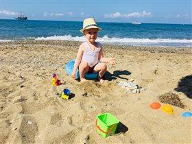 Пляжный отдых на Средиземном море