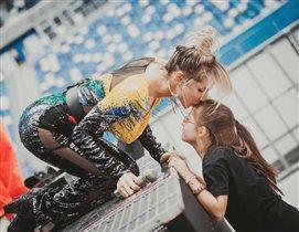 Светлана Лобода с дочерью: самое трогательное фото