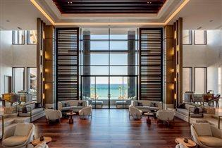Новый пятизвездочный отель Amara на Кипре
