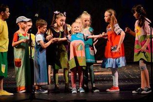 Детские театральные мастер-классы в Петербурге