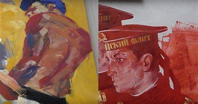 Выставка работ молодых художников во Владимире