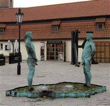 Писающие на карту чех и словак