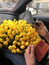 Блиц:желтые цветы