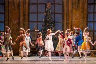 Балет «Щелкунчик» в рамках Летних балетных сезонов