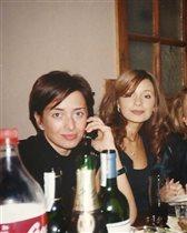 Жанне Фриске и Ольга Орлова: 'А еще говорят, что женщины дружить не умеют!'