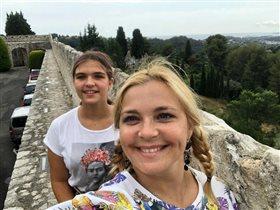 Ирина Пегова с дочерью: 'Вот это прямо папа!'
