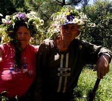 «Вместе весело!» Родители. 52 года вместе.