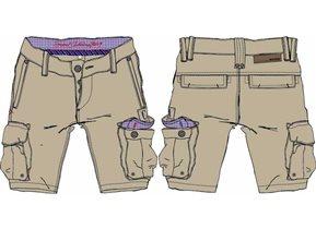 Мужские шорты с карманами 56рос размер -1533руб.