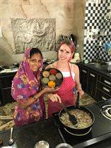 Индийская кухня: суп дал, пирожки самосы и помадка бурфи