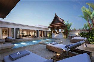 Новые виллы Banyan Tree Phuket - спецпредложение первым гостям