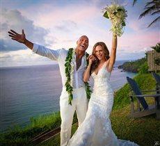 Дуэйн 'Скала' Джонсон наконец женился