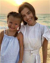 Елена Темникова с дочкой: 'Так похожа на Ирину Шейк!'