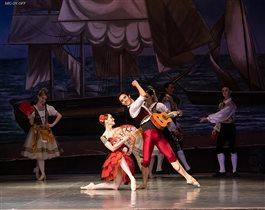 На сцене РАМТа в самом разгаре фестиваль «Летние балетные сезоны»