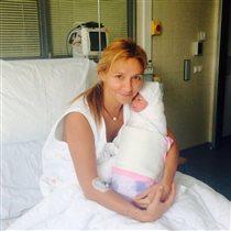 Татьяна Навка: фото после родов в честь 5-летия дочки