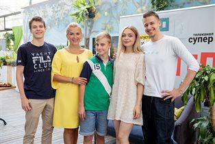 Стартует второй сезон семейного сериала «Родители»