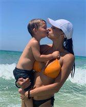 Эдгард Запашный: фото жены с сыном в честь 2-летия малыша Даниэля