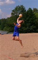 лето это пляжный волейбол