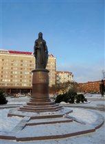 Святая равноапостольная княгиня Ольга (г. Псков)
