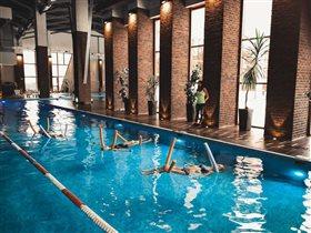 SelfClub - самый просторный фитнес-курорт на севере Москвы