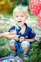 Яркое День рождения )))
