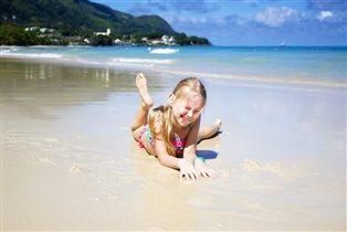 Солнце, море и песок :)