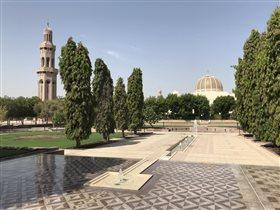 Маскат мечеть султана Кабуса