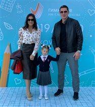 Ксения Бородина с трудом рассталась с младшей дочкой