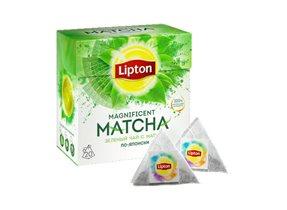 Революция в мире зеленого чая: встречайте Lipton Magnificent Matcha!