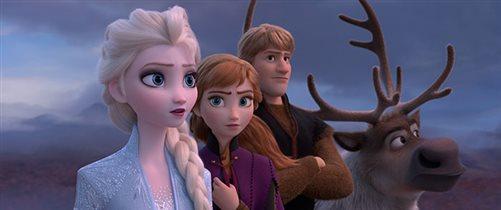 Disney «Холодное сердце 2» - новый трейлер!