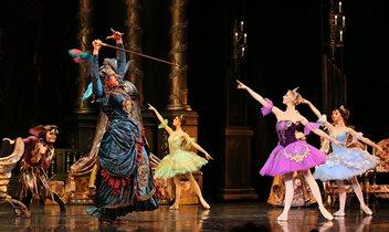 Балет «Спящая красавица» на сцене Детского музыкального театра имени Наталии Сац