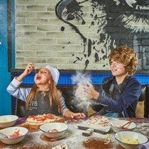 Семейные выходные в Царицыно - и в ресторане 'Ёрш'