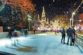 Рождество в Вене: музыка, сладости и пунш