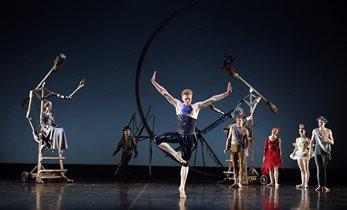 Балет «Синяя птица» на сцене Детского музыкального театра им. Н.И. Сац