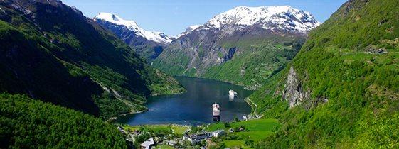 Регион фьордов Норвегии – одно из лучших туристических направлений мира