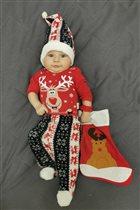 Маленький Дед Мороз - всем подарочки принес!!!