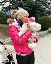Ирина Слуцкая третий ребёнок