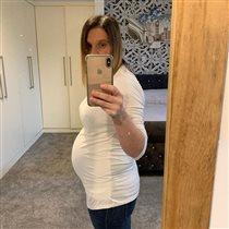 25 недель беременности многодетная мама