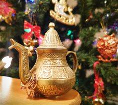 Вам чая или Джинна?